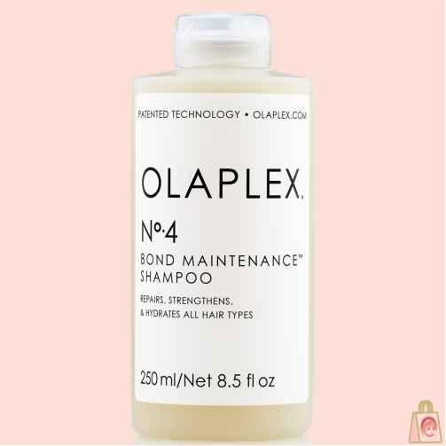 Olaplex No. 4 shampoo bazaar femenino