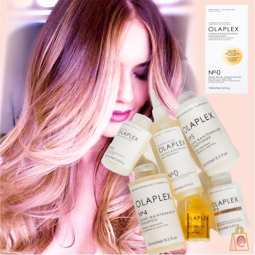 Olaplex No. 0 Intensive Bond Building Hair Treatment tratamiento para la casa